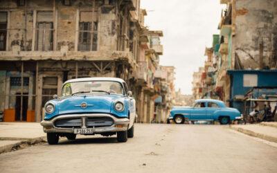 Fotografie di viaggio di un'autentica Cuba