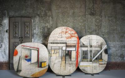 TacchiniForniture a Milano, in un viaggio onirico tra design ed illustrazione