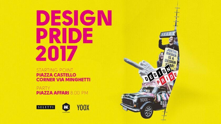 Design Pride 2017 + Party Piazza Affari
