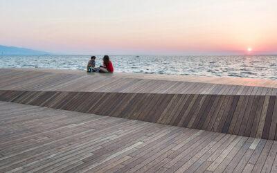 """Il waterfront che sprona a scoprire le diverse forme del """"far niente"""""""