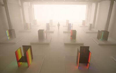 Tokujin Yoshioka ricrea il sole ed illumina il design con gli OLED