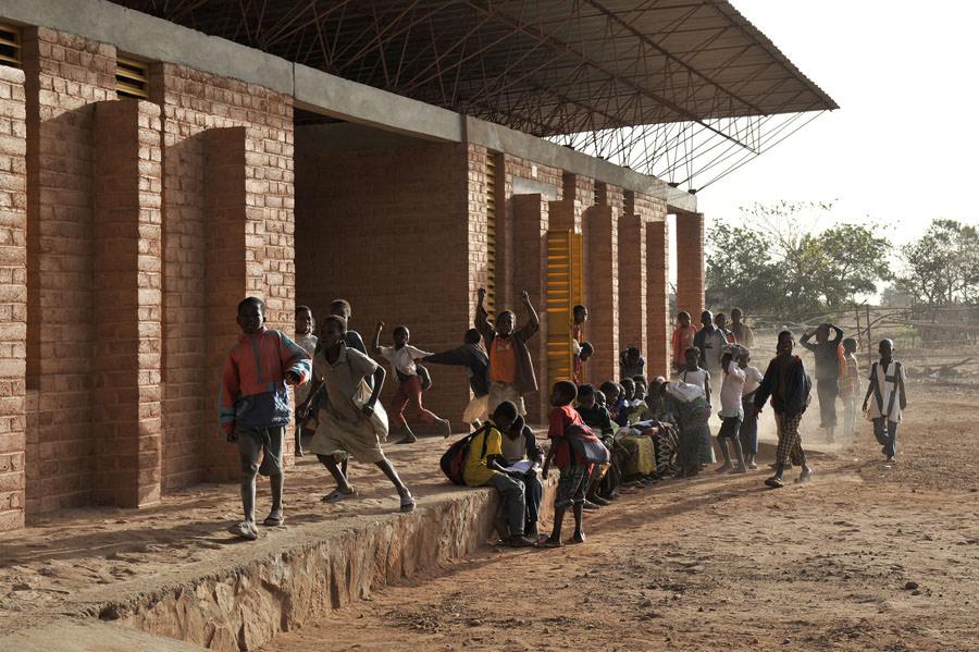 Burkina Faso, Gando