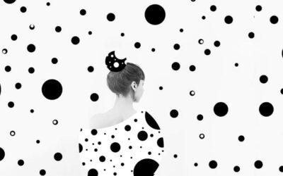 Le geometriche illusioni ottiche tra uomo e spazio di Erika Zolli