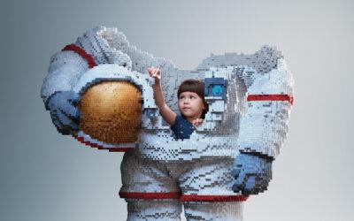 L'avatar dei propri sogni nella nuova campagna LEGO