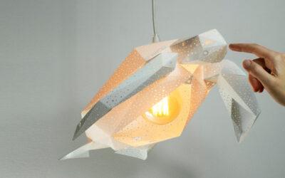 """Le lampade """"fai da te"""" di VasiliLights ispirate al mare olandese"""