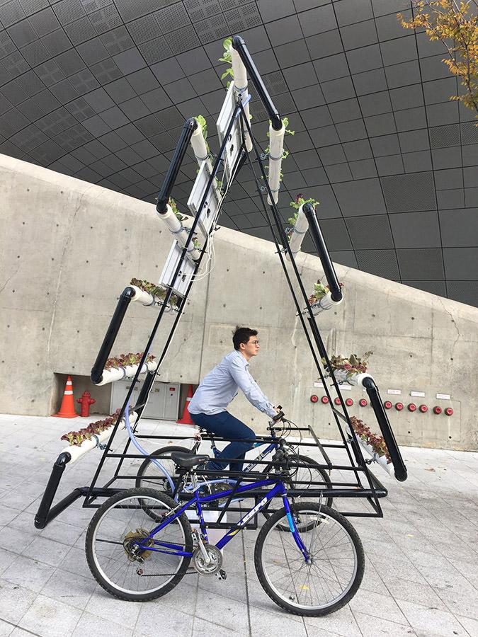 vertical farm mobile