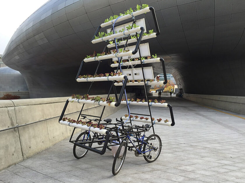 vertical farm mobile