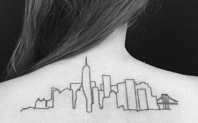 Tatuaggi ispirati dall'architettura