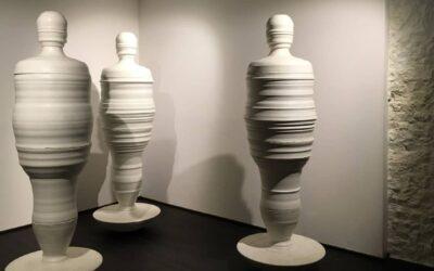 Le candide sculture di gesso di Kwangwoo Han come specchio della società contemporanea
