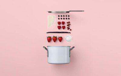 La bellezza delle ricette minimal e ordinate di Mikkel Jul Hvilshøj