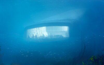 Under, il ristorante subacqueo di Snøhetta