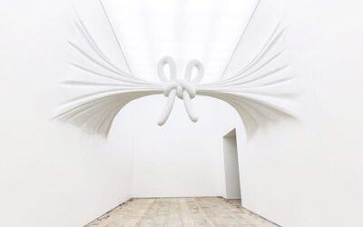 Le architetture moventi di Daniel Arsham