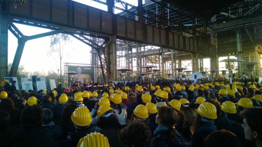 Renzo Piano Area Falck