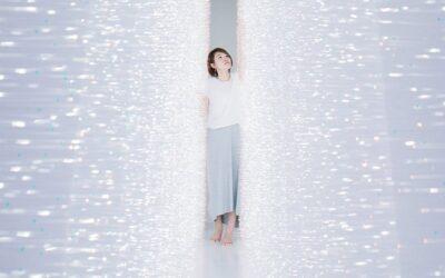 Le risonanze luminose di Hitomi Sato