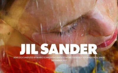 Interpretation Project 001 di Jil Sander x Mario Sorrenti