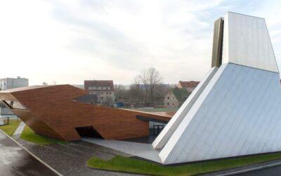 Il nuovo museo del brandy in Russia tra tradizione, innovazione e design