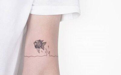 I genuini tatuaggi dell'ex fumettista Ahmet Cambaz