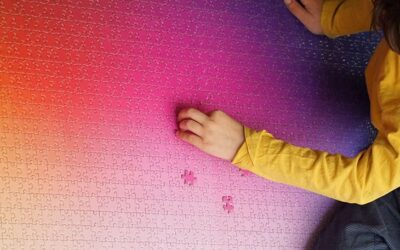 Il puzzle dai 5000 colori di Clemens Habicht