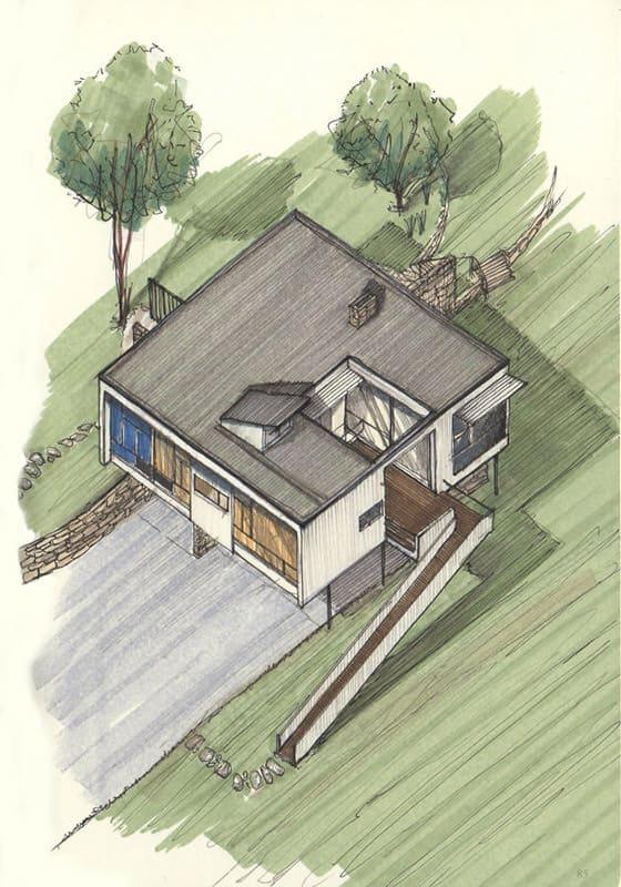 seidler house