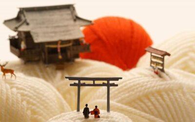 I mini mondi fantastici di Tatsuya Tanaka