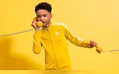 La nuova e coloratissima campagna di Julia Galdo per Adidas