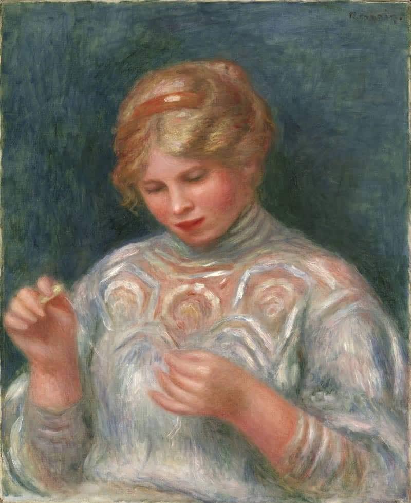 41.-pierre-auguste-renoir-ragazza-che-fa-il-merletto-ca.-1906