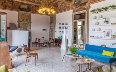 Casa Canvas, la casa-galleria in Brianza