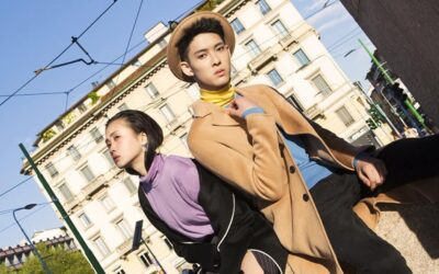 Enzo Collodi, i cappotti genderless dall'appeal POP