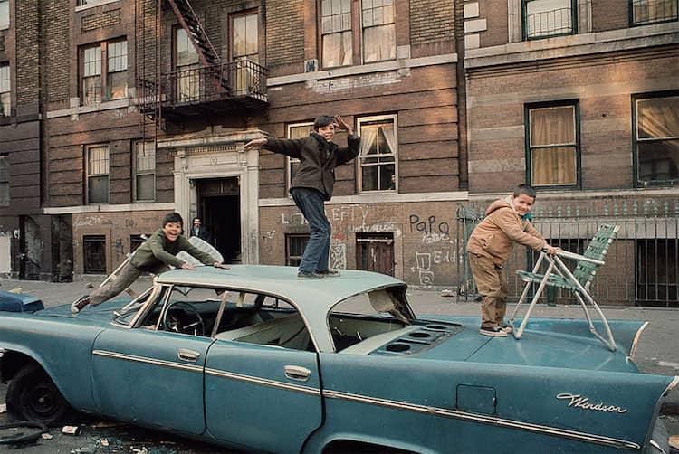 New York Anni 70.Fotografie Della New York Anni 70 Camilo Jose Vergara