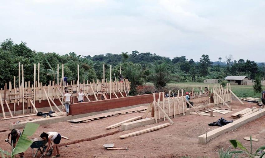 scuola in Ghana
