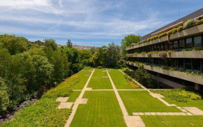 La fondazione Calouste Gulbenkian, un parco nel cuore di Lisbona