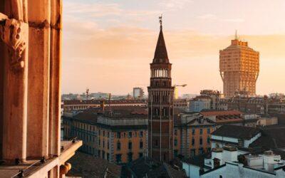 Perfezioni provvisorie: Milano, di Mirtha