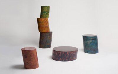 Armonia e colore nella serie Merge di Okkim Studio
