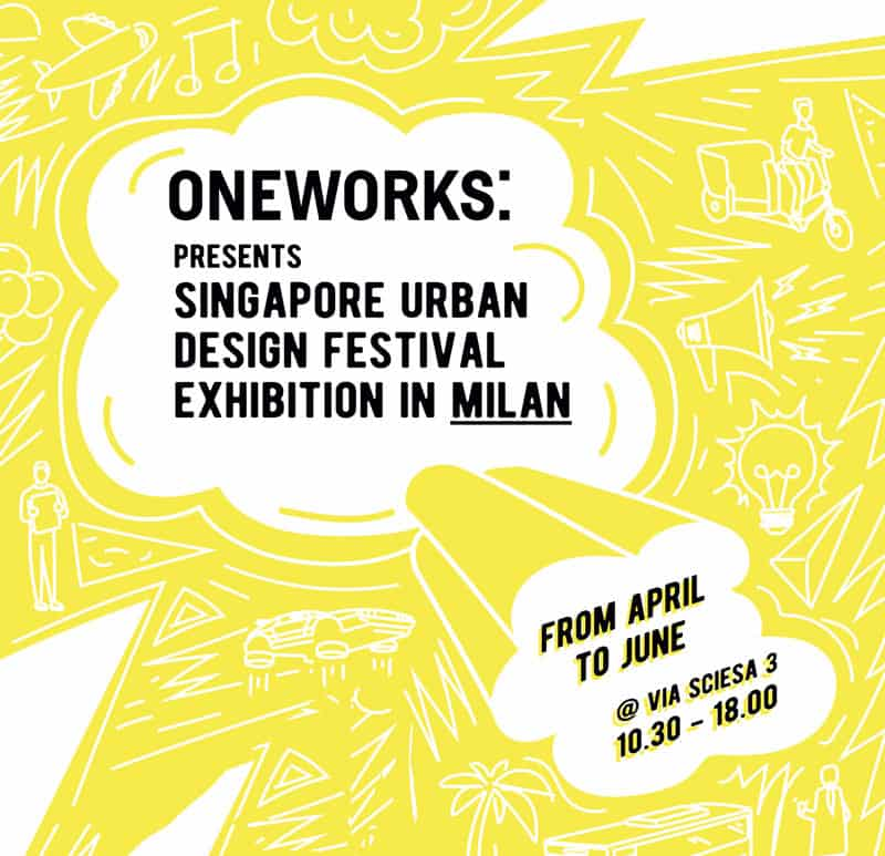 One Works Fuorisalone 2018