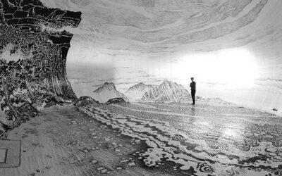 Il mondo incapsulato di Oscar Oiwa