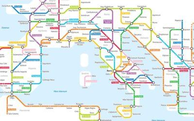 Se l'antica Roma avesse avuto una metropolitana per l'intero impero