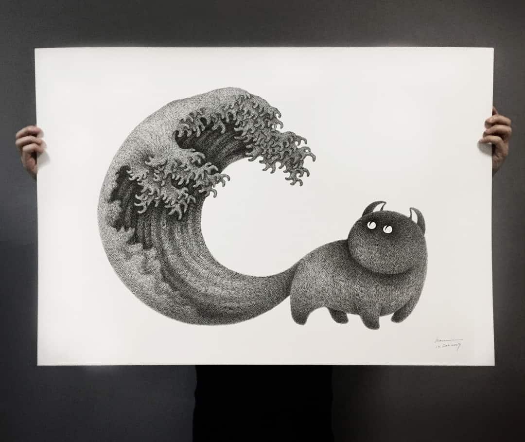 gatto-nero-kamwei-fong-1