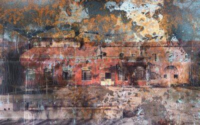 Trasfigurazioni urbane. L'artista Livio Ninni si racconta