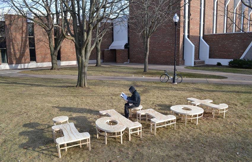 La complessit delle relazioni umane rappresentata con il for Michael nicholas progetta mobili