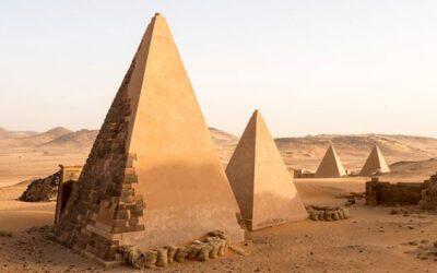 Le Piramidi Nubiane in Sudan, un patrimonio quasi dimenticato