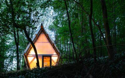 Una perfetta casa mobile, sostenibile, economica e versatile
