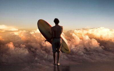 Tra realtà e fantasia nei collage digitali di Justin Peters