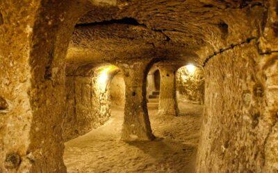 La città sotterranea di Derinkuyu