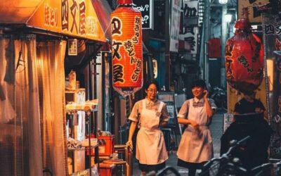 Le diverse facce di Tokyo fotografate da Hiro Goto
