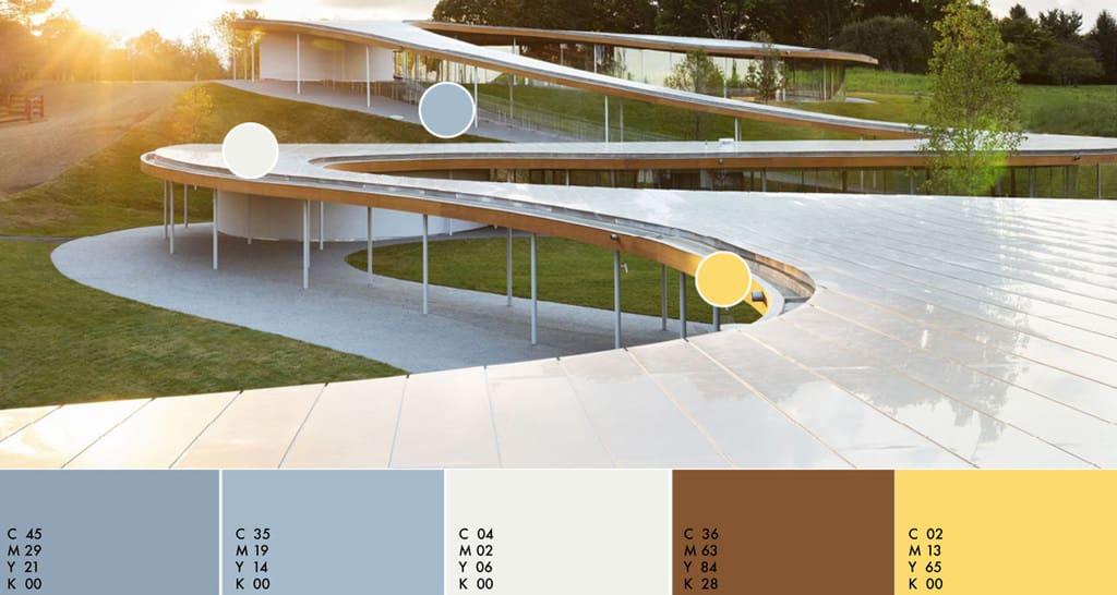 Creare palette di colori