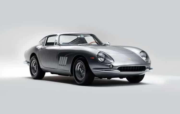 1965 Ferrari 275 gtb 6c