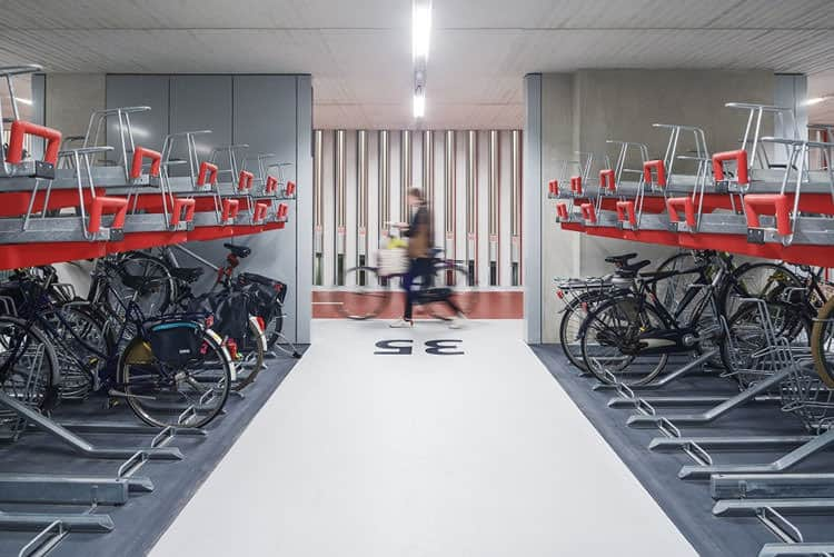 Parcheggio biciclette Utrecht