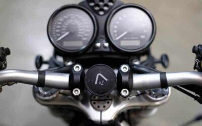 Il navigatore per moto e scooter più bello in circolazione