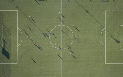 L'unicità dei campi da calcio visti dall'alto daStephan Zirwes