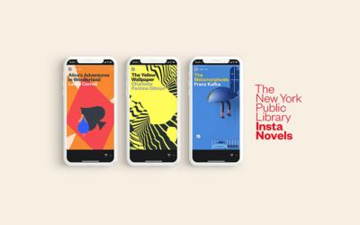 Instagram da leggere, il progetto Insta Novels